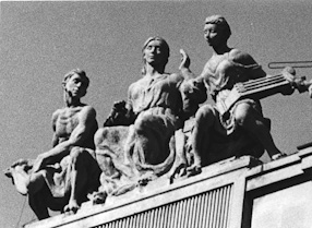 Allegorical Sculpture, 1951-1954