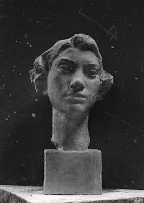 Portrait of a Woman, 1953