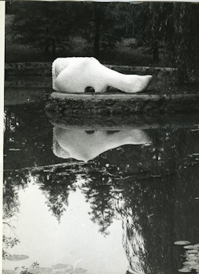 Outdoor sculpture I, 1966