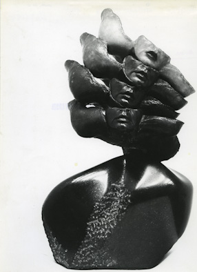 Multiple Portrait (fourfold), 1967