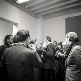 Exhibition at the Foksal Gallery, 1966