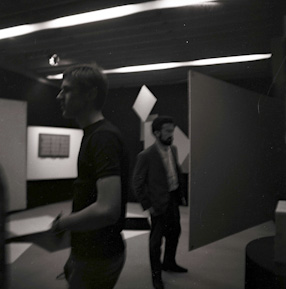 Exhibition at the Foksal Gallery, 1967