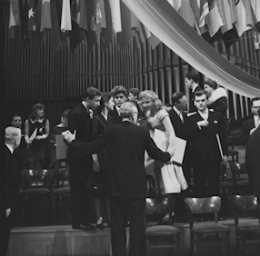 The 6th Fryderyk Chopin international competition, 1960