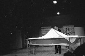 Theatre Cricot 2 spectacle, 1980