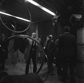 Music show at Foksal Gallery, 1966