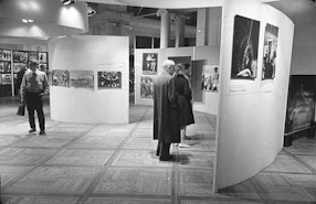 "Exhibition ""The Family of Man"", Warsaw 1959"