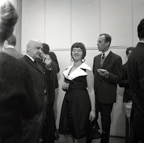 The Inaugural Exhibition of the Foksal Gallery, 1966