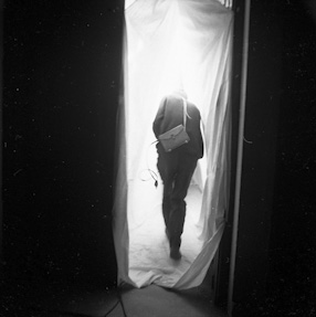 "Music show ""5x"" at the Foksal Gallery, 1966"