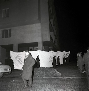 The Letter, Warsaw 1967