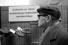Warsaw - Martial law in Poland 1982 - the walk with Tadeusz Konwicki
