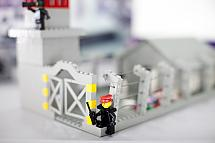 Lego. Concentration Camp, 1996