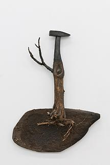 Untitled (hammer), 1989
