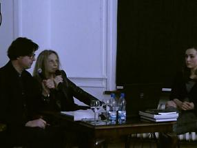 Lecture by Bracha L. Ettinger, Questions from the audience