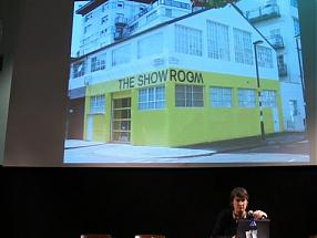 WWB TV. A museum as an urban think tank? Emily Pethick