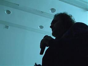 WWB TV. Signs of cultural reappropriation Lecture by Kader Attia