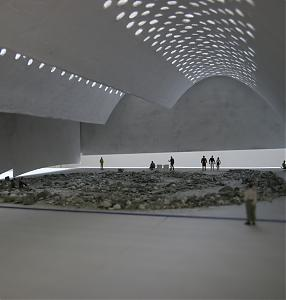 Christian Kerez New Projects of the Museum of Modern Art in Warsaw