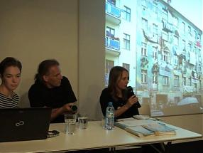 WWB TV. Construction without private ownership Lecture by Anna Heilgemeir and Bernhard Hummel