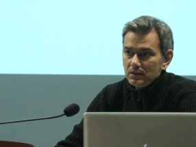 Performance and corporeality Lecture by André Lepecki