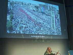 Translocal commons and the global crowd Lecture by Susan Buck-Morss
