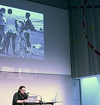 Bodies in Space: Identity, Sexuality, and the Abstraction of the Digital and Physical  Lecture by Karen Archey