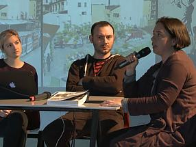 First Warsaw Patainstitutional Convention - Isola Art Center and Aria Spinelli (Milano, London)