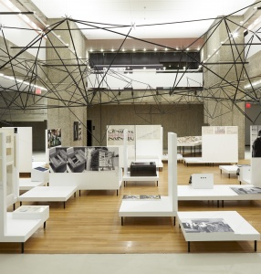 Oskar Hansen: Open Form Yale School of Architecture, New Haven