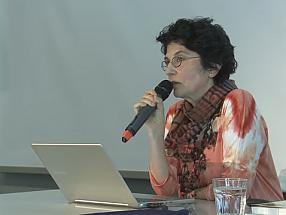 Lecture by Agnieszka Taborska