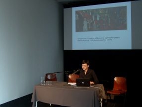 Agata Pietrasik. Figures of resistance Art against War and Fascism in the 20th and 21st centuries