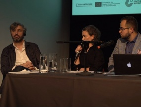 Debate: David Crowley, Justyna Balisz-Schmelz, and Piotr Słodkowski Art against War and Fascism in the 20th and 21st centuries