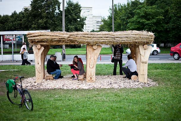 Park Rzeźby na Bródnie. Rozdział III