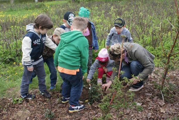 Children's Day in the Bródno Sculpture Park