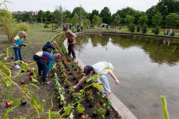 Ogrodnicy w Raju