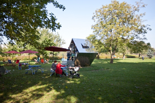 Latający Uniwersytet w Parku Rzeźby