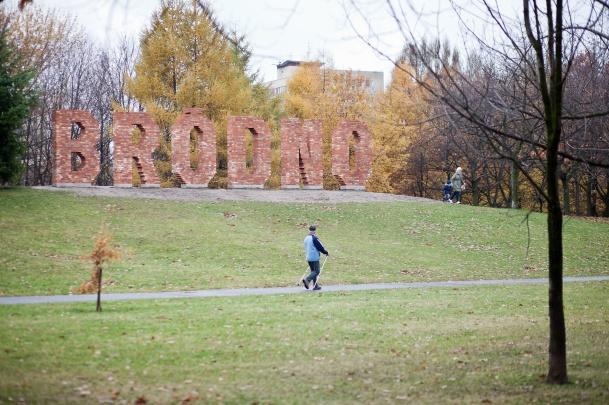 Latający Uniwersytet Parku Rzeźby. Bródno