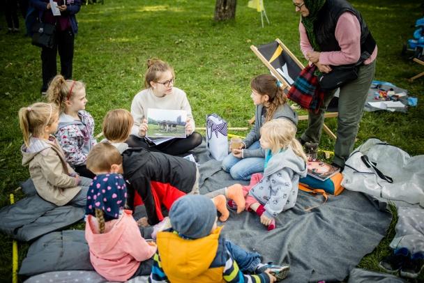 Piknik na Bródnie