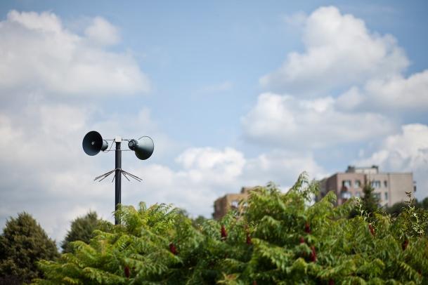 Oprowadzanie z audiodeksrypcją po Parku Rzeźby na Bródnie