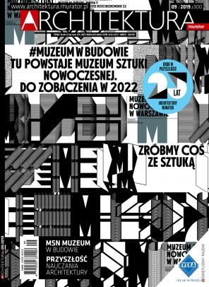 On the construction of a new Museum of Modern Art in Warsaw