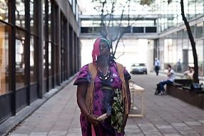 Spring Rites: Bithing of a New Museum Workshop and Performance by Grace Ndiritu