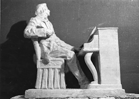 Chopin\'s Monument Project, 1951