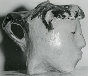 Series Jugs - Heads, 1956-1957