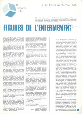 """Figures de l\\\'enfermement"""