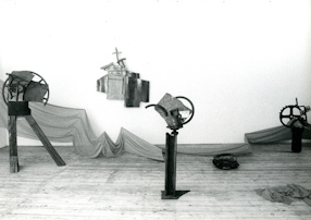 Objects - Documentation of Exchibition, 1989.