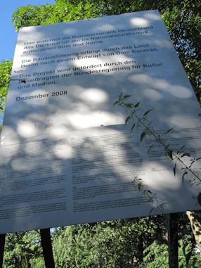 Civil Initiative for the Memorial to the Sinti and Roma Murdered under the National Socialist Regime