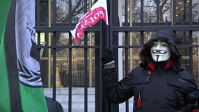 Stop ACTA, London protest
