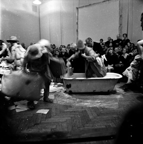 The Water-Hen, Krzysztofory Gallery, Cracow 1967