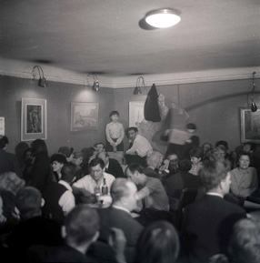 Cricotage, TPSP cafe, Warsaw 1965