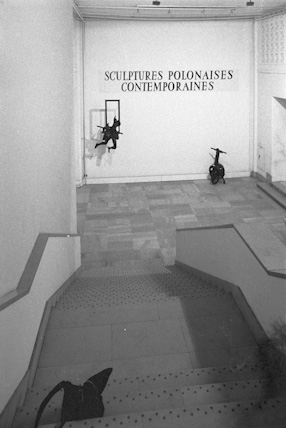 Scluptures Polonaises contemporaines, 1980