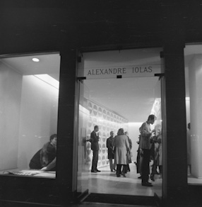 Jean Pierre Reynaud\\\'s exhibition