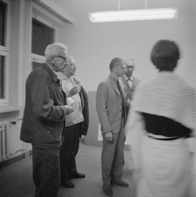 1st Symposium of Artists and Scientists in Puławy, 1966