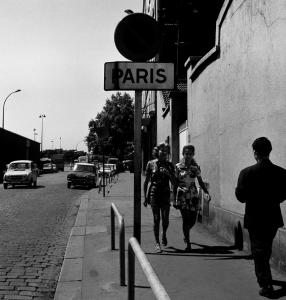 6 meters to Paris, 1971